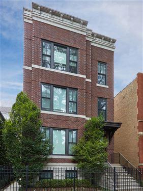 1238 N Hoyne Unit 3, Chicago, IL 60622