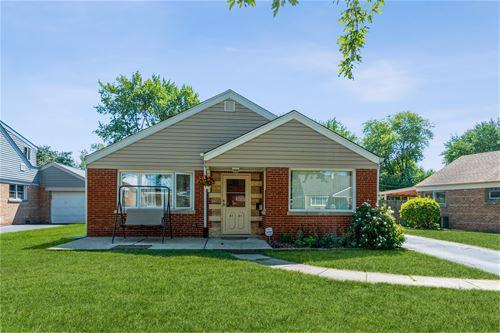 4101 Stillwell, Oak Lawn, IL 60453