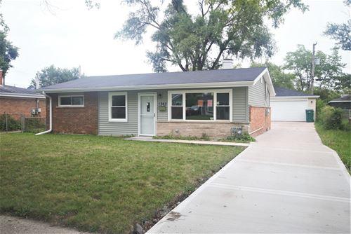 1363 Stanley, Calumet City, IL 60409