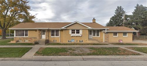 9151 S 55th, Oak Lawn, IL 60453