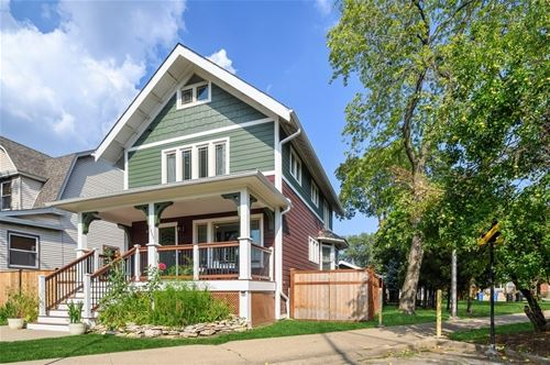 3809 N Avers, Chicago, IL 60618