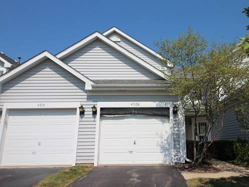 4508 W Brownstone Unit 314-4508-A, Waukegan, IL 60085