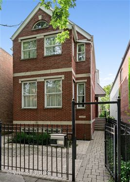 2139 W Schiller, Chicago, IL 60622
