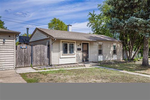 40 Montrose, Romeoville, IL 60446