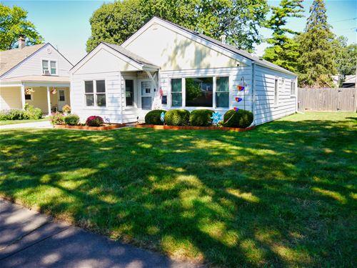 5832 Lynwood, Oak Lawn, IL 60453