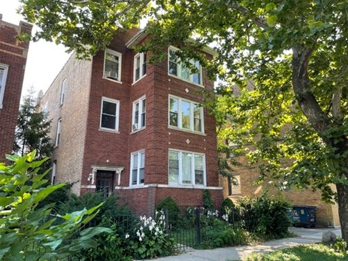 4815 N Hamlin, Chicago, IL 60625