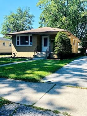 18450 Oakwood, Lansing, IL 60438