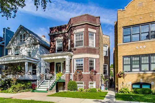 3841 N Leavitt, Chicago, IL 60618
