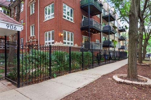 906 W Agatite Unit 1, Chicago, IL 60640