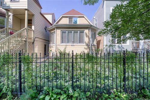 4216 N Bernard, Chicago, IL 60618