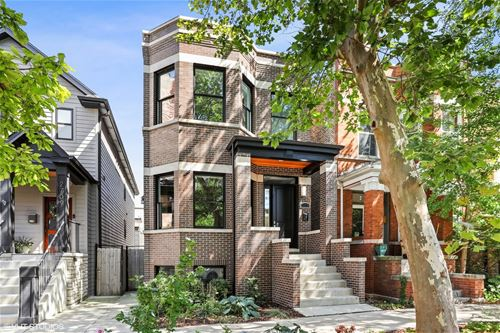 2707 N Albany, Chicago, IL 60647