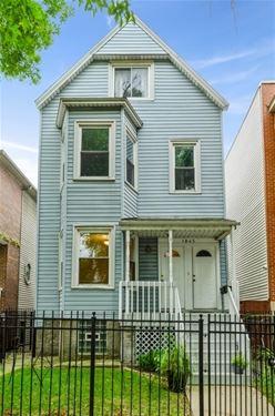 1845 W Wellington, Chicago, IL 60657