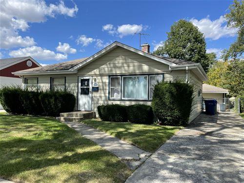 5262 W 90th, Oak Lawn, IL 60453