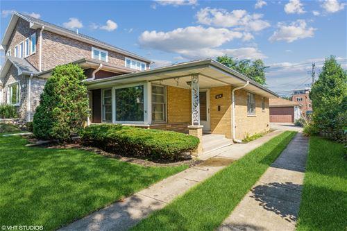 416 Talcott, Park Ridge, IL 60068