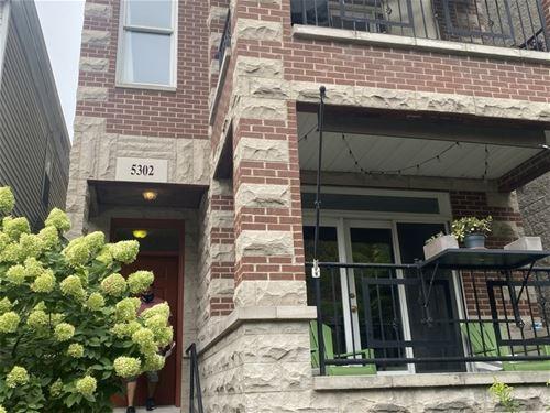 5302 N Winthrop Unit 4, Chicago, IL 60640