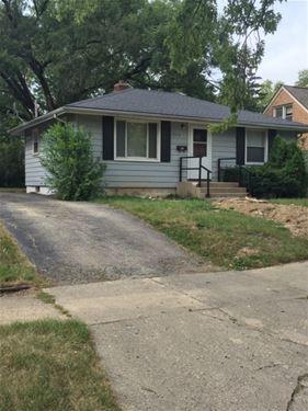1040 Glenwood, Waukegan, IL 60085