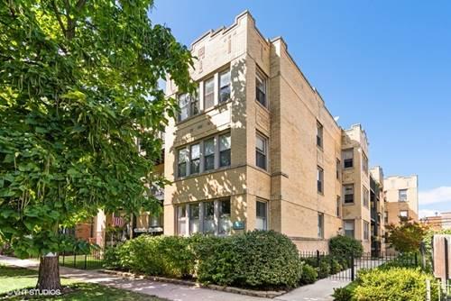2140 W Addison Unit 1D, Chicago, IL 60618