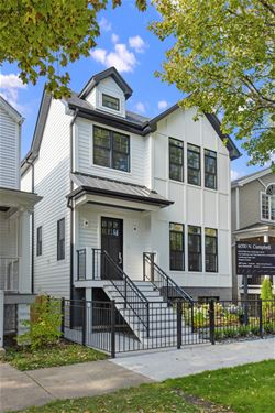 3849 N Bell, Chicago, IL 60618