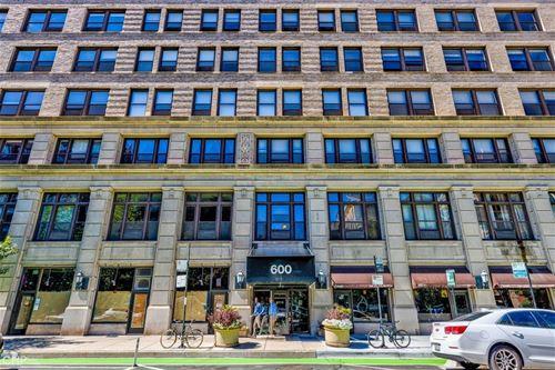 600 S Dearborn Unit 908, Chicago, IL 60605