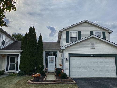 2303 Carpenter, Plainfield, IL 60586