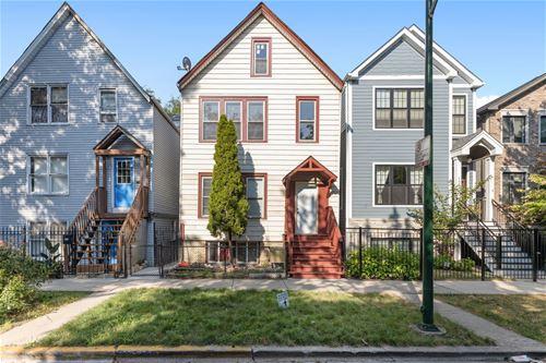1732 N Artesian, Chicago, IL 60647