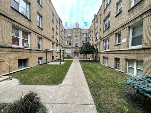 1701 W Wallen Unit 3B, Chicago, IL 60626