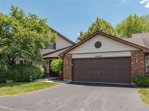 20833 W Hickory, Plainfield, IL 60544
