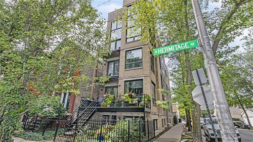 884 N Hermitage Unit C, Chicago, IL 60622