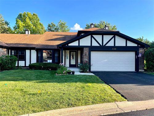 330 Briarwood, Bloomingdale, IL 60108