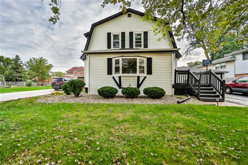 9623 S Mayfield, Oak Lawn, IL 60453