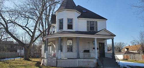 1654 Euclid, Chicago Heights, IL 60411
