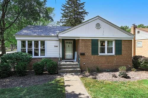 700 Newberry, La Grange Park, IL 60526