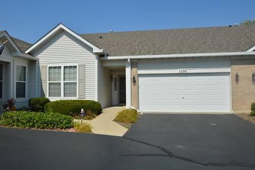1596 W Ludington, Romeoville, IL 60446