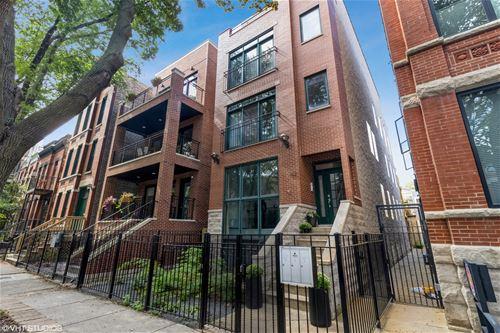 942 N Wolcott Unit 2, Chicago, IL 60622