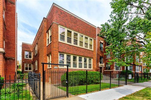 4706 N Monticello, Chicago, IL 60625