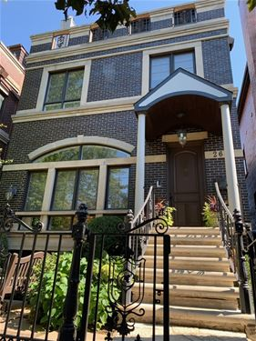 2647 N Paulina, Chicago, IL 60614