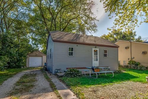 1026 Clay, Woodstock, IL 60098