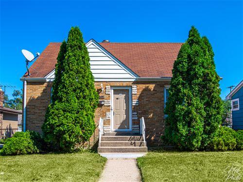 17847 Chicago, Lansing, IL 60438