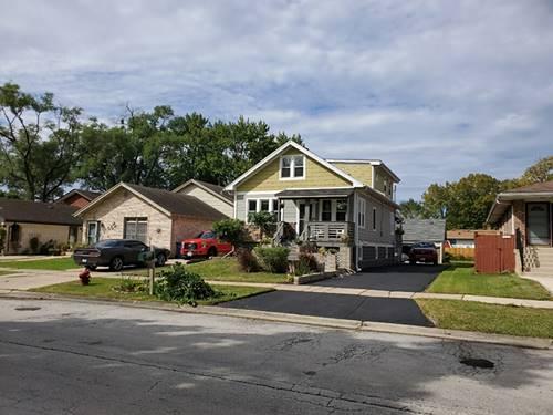 9346 Mcvicker, Oak Lawn, IL 60453