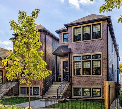 2740 N Whipple, Chicago, IL 60647