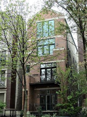 865 N Hermitage Unit 2, Chicago, IL 60622