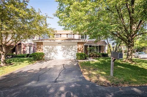 2557 Cobblewood, Northbrook, IL 60062