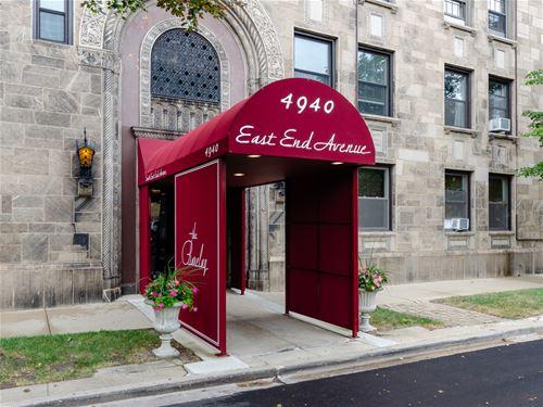 4940 S East End Unit 19C, Chicago, IL 60615