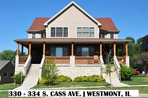 334 S Cass, Westmont, IL 60559