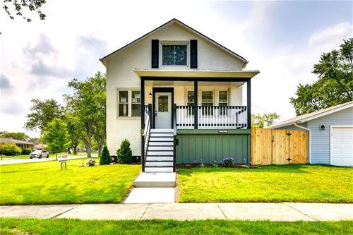 10048 S Kostner, Oak Lawn, IL 60453