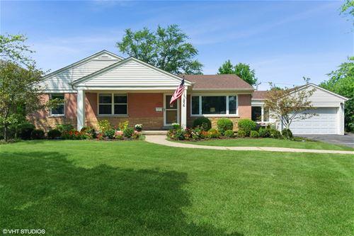 1836 Harrison, Glenview, IL 60025