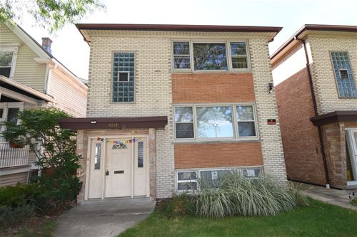 6012 N Melvina, Chicago, IL 60646