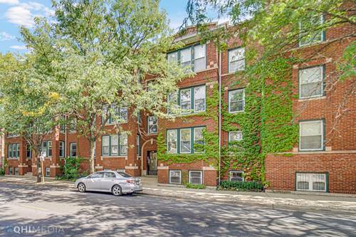 2307 N Kimball Unit 3, Chicago, IL 60647