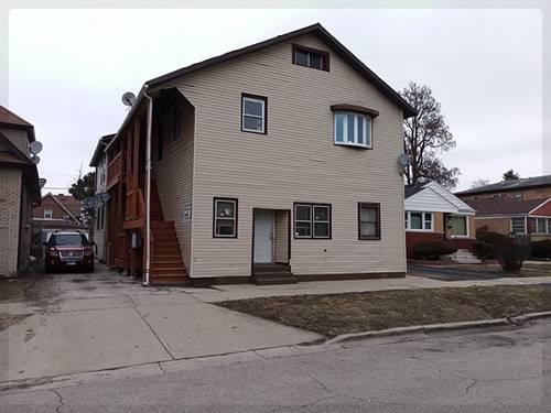 3521 Adams, Bellwood, IL 60104