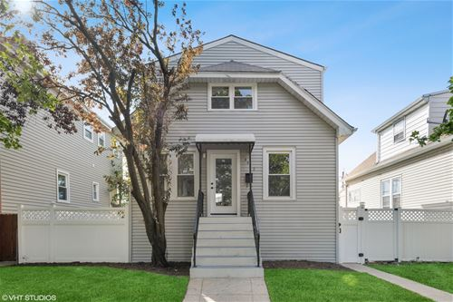 4442 N Melvina, Chicago, IL 60630